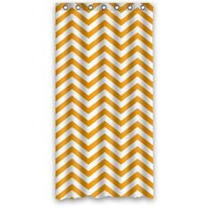 Orange White Pattern Zig Zag Chevron Shower Curtain - Fas... https://www.amazon.com/dp/B017E9N6IM/ref=cm_sw_r_pi_dp_DRvHxb8307AHM