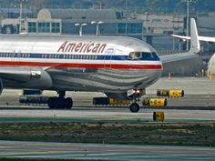 American B 767