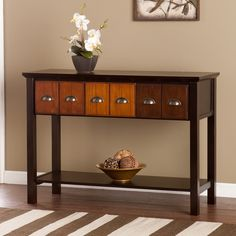 Upton Home Heloise Apothecary Console/ Sofa Table
