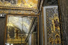 Palazzo Madama, Torino by La Rocaille, via Flickr - look at this incredible combination of colours