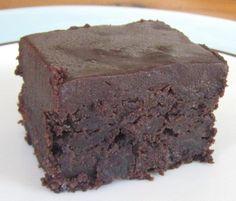 Marscapone Brownies: butter, chocolate chips, sugar  1/2 cup Mascarpone cheese, coffee, vanilla, eggs, flour, cocoa powder, salt