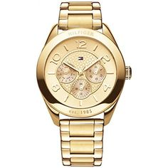 Tommy Hilfiger Gracie Multifunction Womens watch 1781214 -- Find out more about the great product at the image link.
