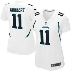 The NFL® green and gold team color Blaine Gabbert Elite jersey from Nike® is 57e44f0fb