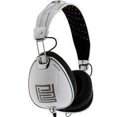 Skullcandy x PYS Roc Nation Aviator Headphones W Mic (white) - PYS.com Exclusive
