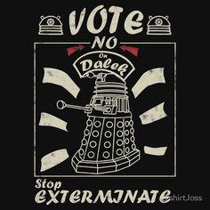 Vote No On Dalek