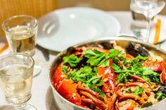 Arroz de Marisco: Portuguese Seafood Rice