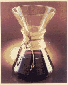 Chemex Drip Coffee Carafe - 6 Cup by Chemex, http://www.amazon.com/dp/B0000YWF5E/ref=cm_sw_r_pi_dp_ZH3pqb00R34ZJ