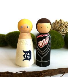 ohio state michigan wedding cake toppers navy sailor sailors and on 17977