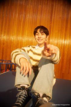 Korean Boy Bands, South Korean Boy Band, K Pop, Shinee, Astro Sanha, Nct, Day6 Sungjin, Videos Kawaii, Yoon Park