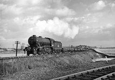 Freight Train near Newcraighall