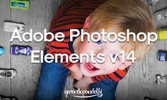 Usando Adobe Photoshop® Elements 14 è possibile modificare immagini grazie a opzioni avanzate e intuitive e condividerle sui social.