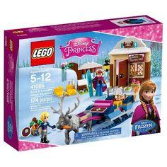 LEGO Disney Princess - Anna & Kristoff's Sleigh Adventure (41066)