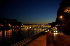 ParisDailyPhoto: Paris by night