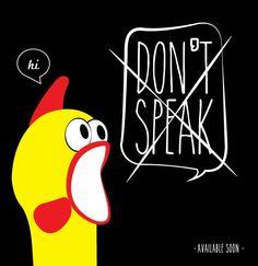 Chicken chew scream #cartoon #design #project