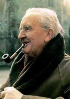Джон Роналд Руэл Толкиен - лингвист, писатель, Властелин Колец \ John Ronald Reuel Tolkien - linguist, writer, Lord Of The Rings