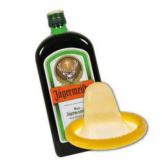 #jägermeister #aromakondom #kräuterlikör #kondome