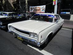 Rambler Rebel (an AMC Rebel assembled by AMI) Rebel, Australia, Cars, Vehicles, Autos, Automobile, Car, Vehicle