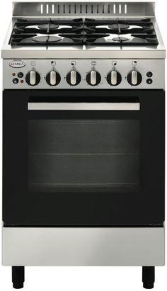 Emilia EM534MVI3 53cm Gas Upright Cooker NEW