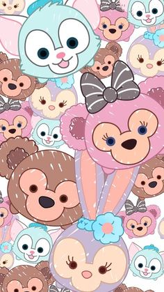 Wallpaper for over 40 ideas Iphone Disney Cute Phone Wallpapers