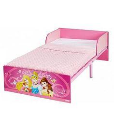 Venta Cama Princesas. 505DSN+ con colchón y almohada
