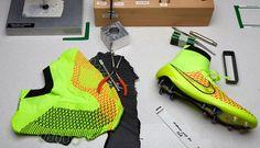 Nike Magista Lab Testing
