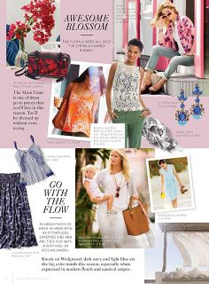 Cabi Spring 2014 Bonus Book - Style Tips and Suggestions - Cabi