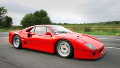 Ever wondered what a wingless F40 would look like? - Supercars and Hypercars