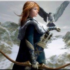 Lady and the falcon É uma personagem do meu livro: 1 Conto  1 Café