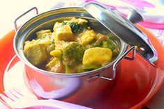 Coconut Chicken Curry for babies (and grown-ups)