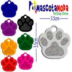 01 Pet Tag Art En Forma de Corazon Serie de Estilo Etiquetas de Perro Personalizadas ID de Etiqueta de Mascota