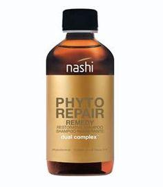 Nashi Phyto Repair Remedy Sulfatsiz Onarim Sampuan 500ml Sac Bakimi Argan Yagi Ve Sac