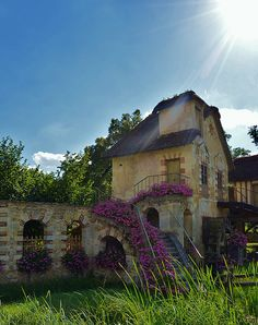 Versalles - Pueblo de Maria Antonietta