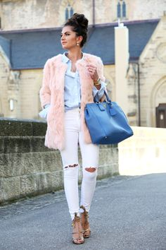 pastel look for spring