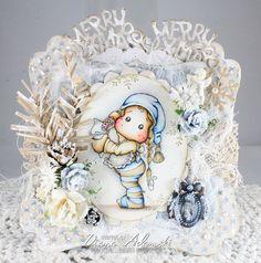 DeeDee´s Card Art: ♥ LLC DT - The Spirit of Christmas ♥