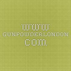 www.gunpowderlondon.com- vegetarian spitalfields