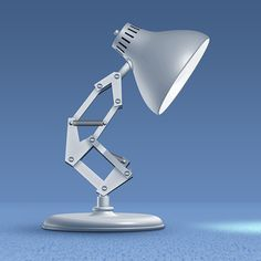 Create a Desk Lamp Using Photoshop and Illustrator