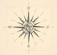 … Vintage Compass Tattoos Ideas Tattoo Sun And Moon Compass Tattoo . Vintage Compass Tattoos Ideas Tattoo Sun And Moon Compass Tattoo - Vintage Compass Tattoo, Compass Art, Compass Drawing, Tattoo Vintage, Nautical Compass, Sun Tattoos, I Tattoo, Sleeve Tattoos, Tattoo Time