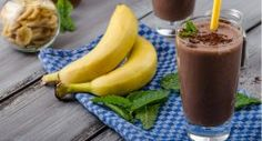 Mexican Chocolate Smoothie Recipe Diabetic Smoothie Recipes, Chocolate Smoothie Recipes, Smoothie Recipes With Yogurt, Smoothie Recipes For Kids, Breakfast Smoothie Recipes, Diet Drinks, Diet Snacks, Grapefruit Benefits, Recipes Breakfast Video