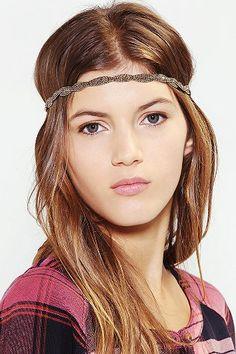 Braided Chain Headwrap