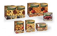 Gama Alta Campanal. Restyling del packaging de la gama alta de Campanal. También se realizó la nueva imagen corporativa de la marca.