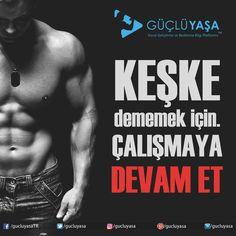 Keşke dememek için çalışmaya devam et  #vücutgeliştirme #bodybuilding #egzersiz #gymmotivation #fitness #fit #kas #gym #motivasyon #fitlife #fityaşam #spor #antrenman #idman #muscle #vücut #yoga #kadın #kadınlaraözel #woman #arnold #halter #yaşam #cardio #kardiyo #sporsalonu #türkiye #güçlüyaşa gucluyasa.com