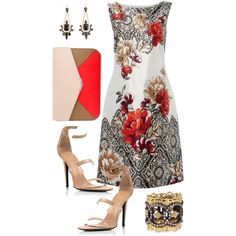 """Baroque 1"" by ivanyi-krisztina on Polyvore"
