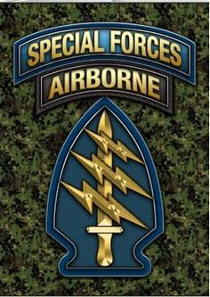 Special Forces Airborne - North Carolina
