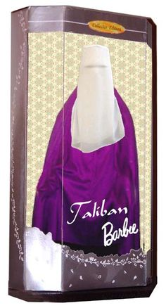 taliban barbie
