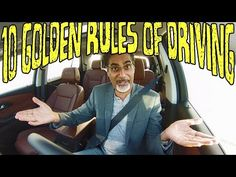 10 Golden Rules of Driving!