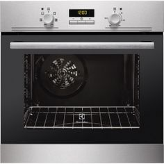 Pyrolytic Oven Electrolux 201080 60 L Inox