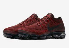 "79c9d52c3e08  sneakers  news Nike VaporMax ""Dark Team Red"" Releases On June 20th Running"