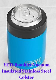 YETI Rambler Vacuum Outdoors, Stainless Steel, Sports, Hs Sports, Outdoor Rooms, Sport, Off Grid, Outdoor
