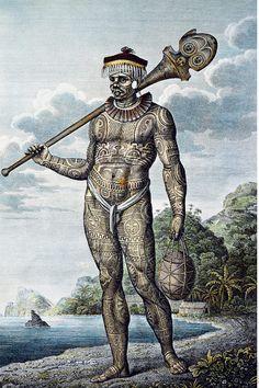 Sur les îles Marquises, au pays du tiki qui rit