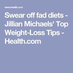 Jillian Michaels Weight Loss Tips That Work